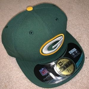 NEW ERA 59FIFTY Green Bay Packers Fitted Hat